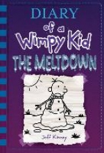 Jeff Kinney , The Meltdown (Diary of a Wimpy Kid Book 13) Export Edition