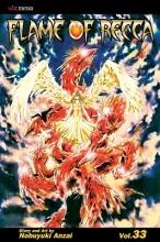 Anzai, Nobuyuki Flame of Recca, Volume 33