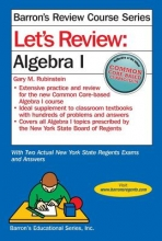 Let`s Review Algebra I