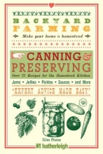 Pezza, Kim Canning & Preserving