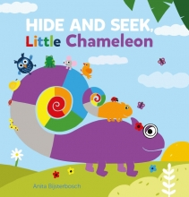 Anita Bijsterbosch, Hide and Seek, Little Chameleon