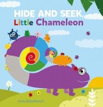 Bijsterbosch, Anita Hide and Seek, Little Chameleon