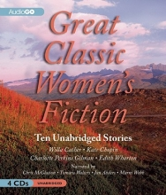 Cather, Willa Great Classic Women`s Fiction