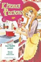 Ando, Natsumi,   Kobayashi, Miyuki Kitchen Princess Omnibus 3