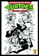 Clarrain, Dean Teenage Mutant Ninja Turtles Adventures Volume 3
