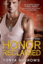 Burrows, Tonya Honor Reclaimed