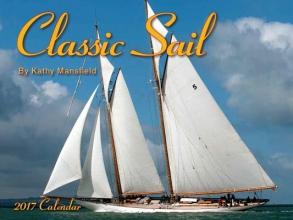 Mansfield, Kathy Classic Sail 2017 Calendar