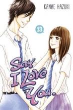 Hazuki, Kanae Say I Love You 13