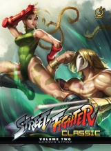 Siu-Chong, Ken Street Fighter Classic Volume 2