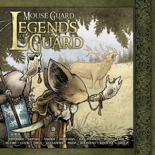 Bastian, Jeremy Mouse Guard 1