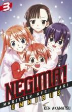 Akamatsu, Ken Negima! Omnibus 3