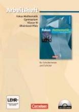 ,Fokus Mathematik 10. Sj. Arb./CD-ROM GY RP