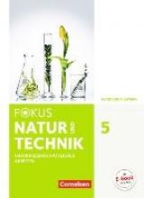 Janisch, Birgit,   Sinzinger, Michael Fokus Biologie - Neubearbeitung - Gymnasium Bayern 5. Jahrgangsstufe: Natur und Technik - Naturwiss. Arbeiten - Schülerbuch