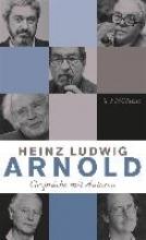 Arnold, Heinz Ludwig Gespräche mit Autoren
