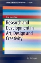 Rae Earnshaw Research and Development in Art, Design and Creativity