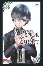 Toboso, Yana Black Butler 18