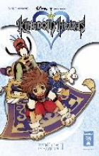 Amano, Shiro Kingdom Hearts White Edition 01
