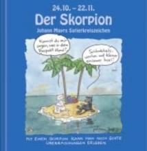 Mayr, Johann Johann Mayrs Satierkreiszeichen Skorpion
