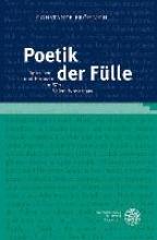 Fröhlich, Constanze Poetik der Fülle