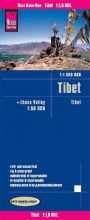 , Reise Know-How Landkarte Tibet (1:1.500.000) und Lhasa-Valley (1:50.000)