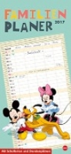 Disney Mickey Mouse & Friends Familienplaner - Kalender 2017