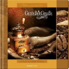 Geschenkbuch - Genieer-Gre: Kaffee - (11 x 11,5)