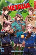 Himaruya, Hidekaz Hetalia - Axis Powers 05