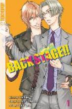 Eiki, Eiki Back Stage!! 01