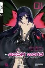 Kawahara, Reki Accel World - Novel 01