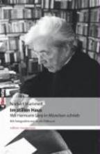 Hummelt, Norbert Im stillen Haus  Wo Hermann Lenz in Mnchen schrieb