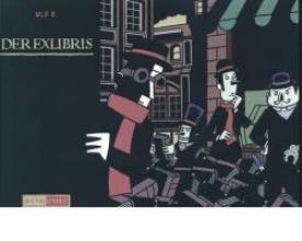 K., Ulf Der Exlibris