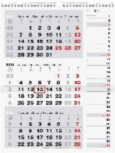 Dreimonatskalender Kombi 2017