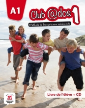 Club@dos 1 - Livre de l`élève + CD