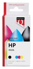 , Inktcartridge Quantore HP CB338EE 351XL kleur