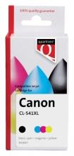 , Inktcartridge Quantore Canon CL-541XL kleur HC