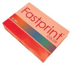 , Kopieerpapier Fastprint A4 120gr felrood 250vel