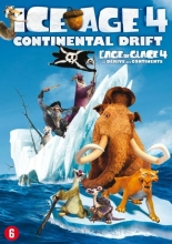 Ice Age 4 Continental Drift DVD /
