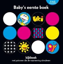 UKI Baby`s eerste boek