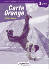 Marjo  Knop Carte Orange 3 vwo Cahier d`activités Edition Navigo