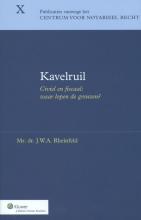 J.W.A. Rheinfeld , Kavelruil
