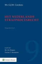 G.J.M. Corstens , Het Nederlands strafprocesrecht