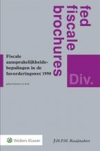 , Fiscale aansprakelijkheidsbepalingen in de Invorderingswet 1990