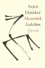 Arjen Duinker , Akoestiek