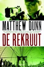 Dunn, Matthew De rekruut