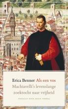 Erica  Benner Als een vos