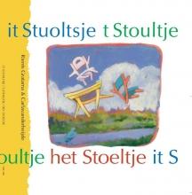 Rients  Gratama It Stuoltsjet StoultjeHet Stoeltje