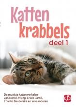 Kattenkrabbels deel 1 - grote letter uitgave