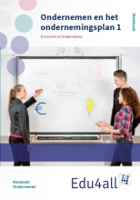Arie  Reijn Ondernemen en het ondernemingsplan 1 Ondernemen Werkboek