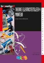 J. den Hollander S.J.H. Frericks, Theorie Elektriciteitsleer 4 Monteur Leerwerkboek