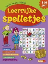ZNU Speel- en puzzelblok Leerrijke spelletjes (8-10 jaar)